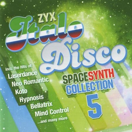 ZYX Italo Disco Spacesynth Collection 5 (2019) MP3