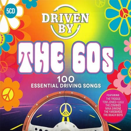 Driven By The 60s [5CD] (2019) MP3