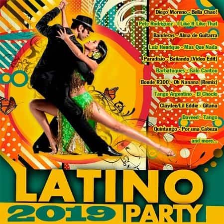 Latino Party 2019 (2019) MP3