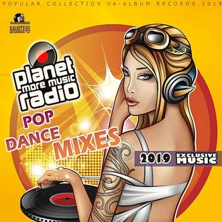 Planet Dance Radio: More Music (2019) MP3