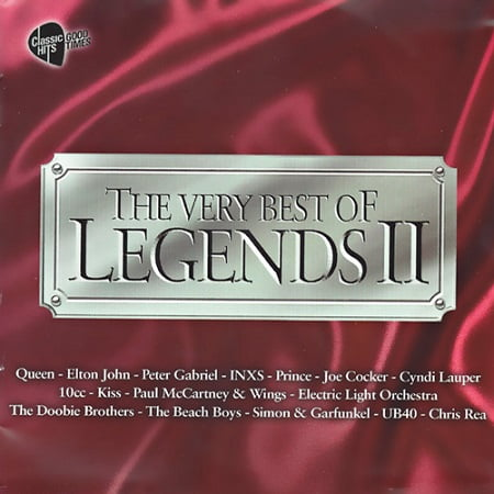 The Very Best of Legends II (2019) MP3