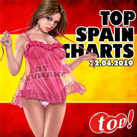 Top Spain Charts 22.04.2019 (2019) MP3