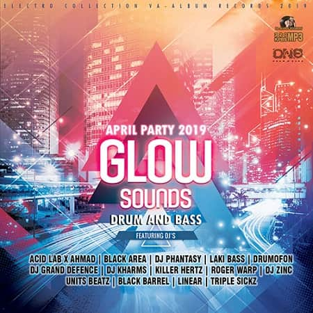 Glow Sounds Drum And Bass (2019) MP3
