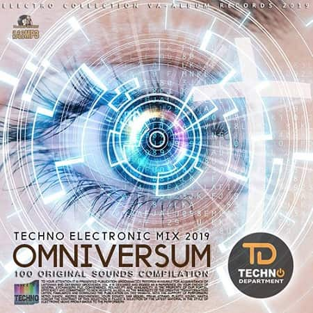 Omniversum: Techno Electronics Mix (2019) MP3