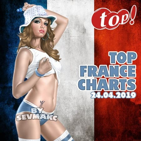 Top France Charts 24.04.2019 (2019) MP3