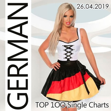 German Top 100 Single Charts 26.04.2019 (2019) MP3