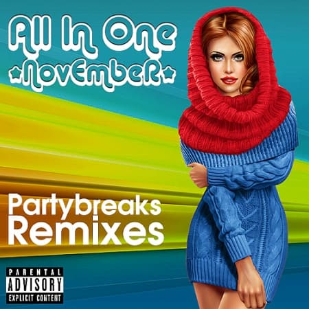 Partybreaks and Remixes - All In One November 004 (2019) MP3