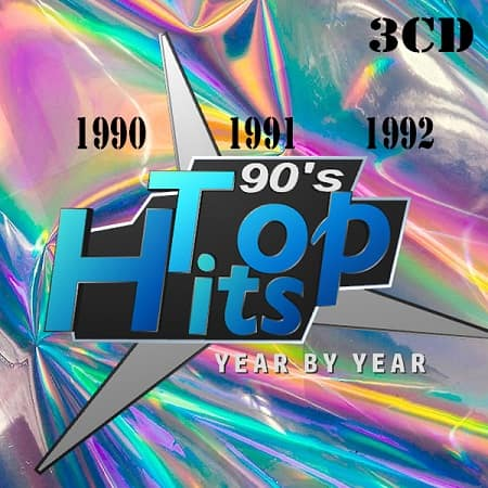 Top Hits Of The 90s (1990-1992) [3CD] (2019) MP3