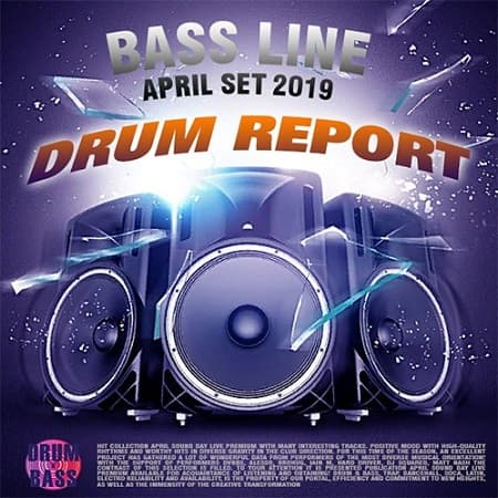 Drum Report Bass Line (2019) MP3