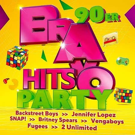 Bravo Hits Party: 90er [3CD] (2019) MP3