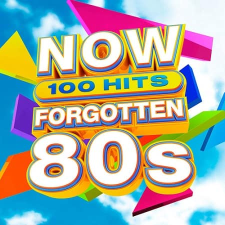 NOW 100 Hits Forgotten 80s (2019) MP3