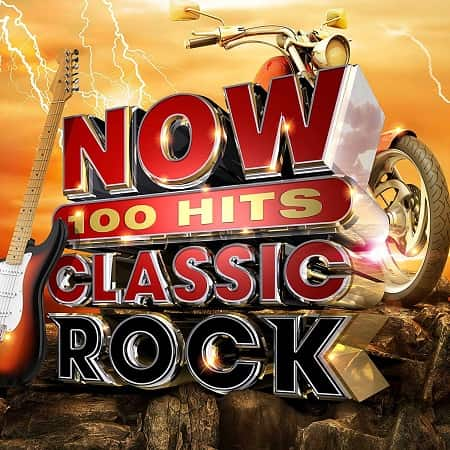 NOW 100 Hits Classic Rock (2019) MP3