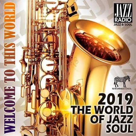 The World Of Jazz Soul (2019) MP3