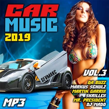 Car Music Vol.3 (2019) MP3