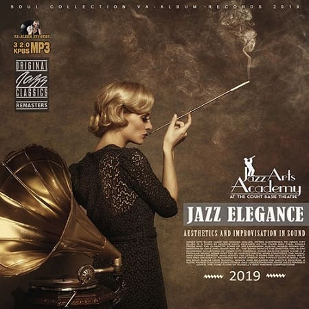 Jazz Elegance: Arts Academy (2019) MP3