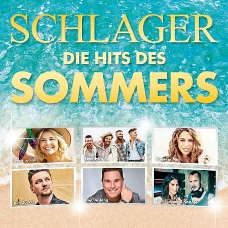 Schlager - Die Hits Des Sommers [2CD] (2019) MP3