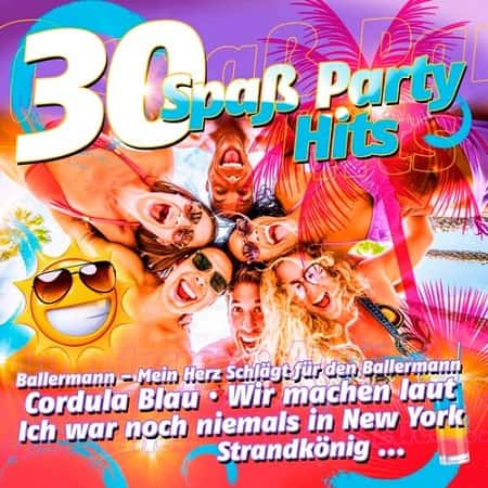 30 Spaß Party Hits [2CD] (2019) MP3