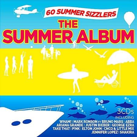 The Summer Album 2019 [3CD] (2019) MP3