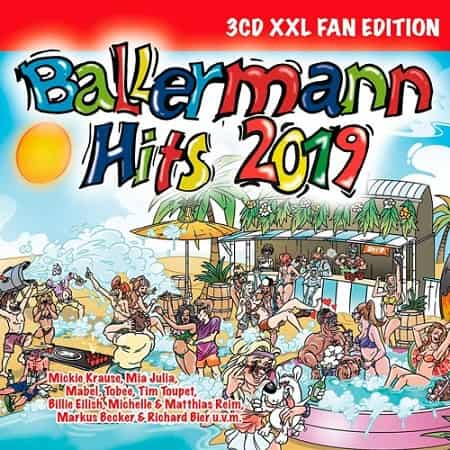 Ballermann Hits 2019 [XXL Fan Edition] (2019) MP3