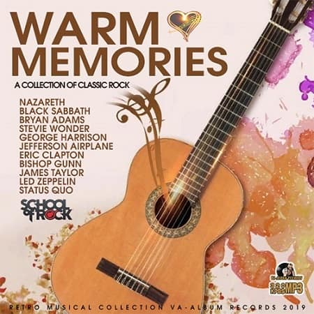 Warm Memories: Collection Classic Rock (2019) MP3