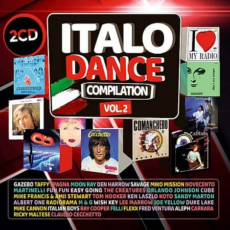 Italo Dance Mania Vol.2 [2CD] (2019) MP3