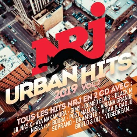 NRJ Urban Hits 2019 Vol.2 [2CD] (2019) MP3