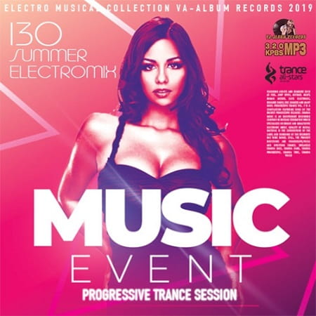 Music Event: Progressive Trance Session (2019) MP3