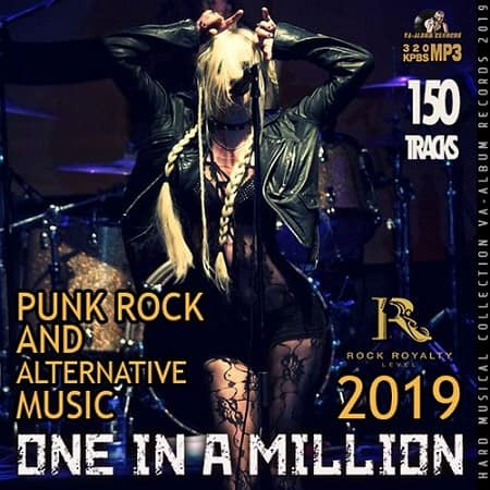 One In A Million: Punk Rock Collection (2019) MP3