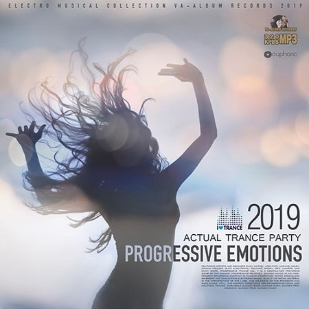Progressive Emotions: Actual Trance Party (2019) MP3