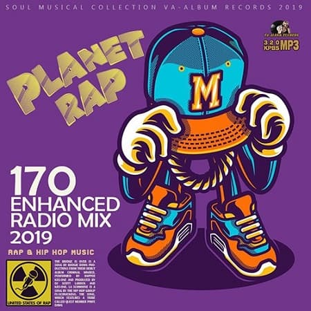 Planet Rap: Enhanced Radio Mix (2019) MP3