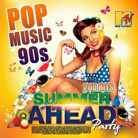 Summer Ahead Party: Pop Music 90s (2019) MP3