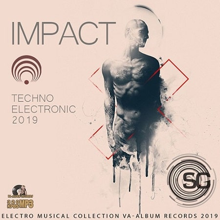 Impact: Techno Electronic Mix (2019) MP3