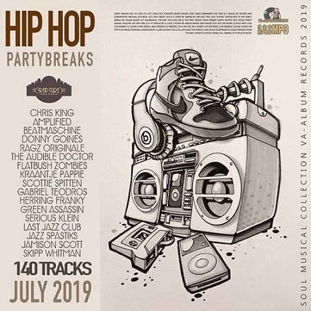 Hip Hop Partybreaks (2019) MP3