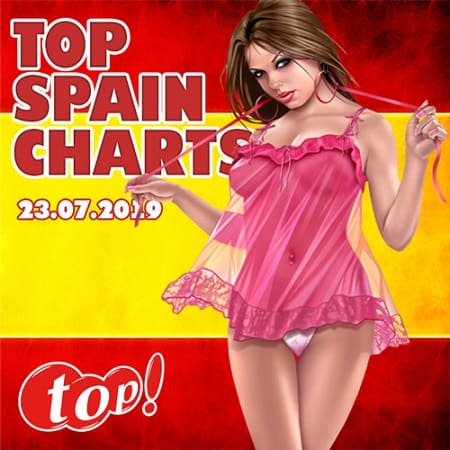 Top Spain Charts 23.07.2019 (2019) MP3