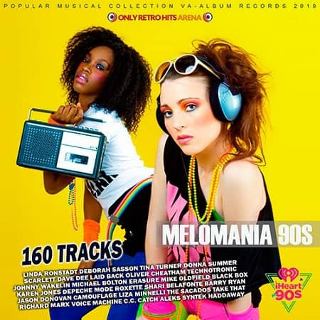Melomania 90s (2019) MP3