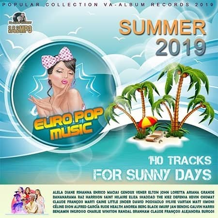 Europop Music For Sunny Day (2019) MP3