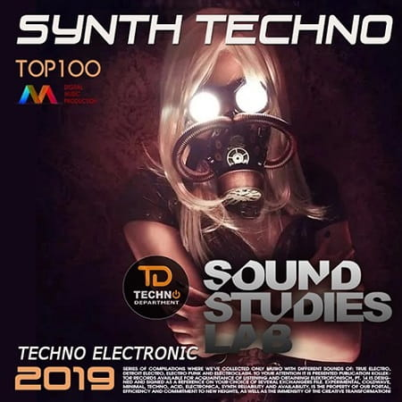 Synth Techno: Sound Studies Lab (2019) MP3