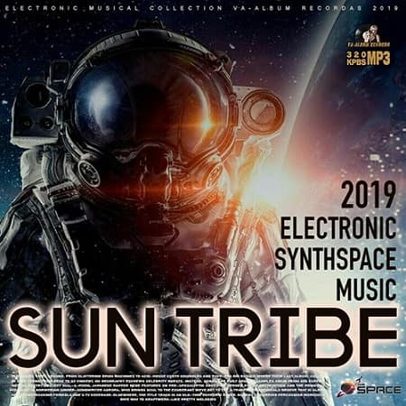 Sun Tribe: Synthspace Electronic (2019) MP3