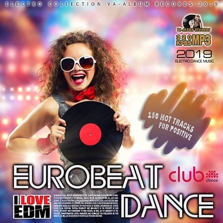 Eurobeat Club Dance (2019) MP3