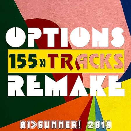 Options Remake 155 Tracks 01 Summer (2019) MP3