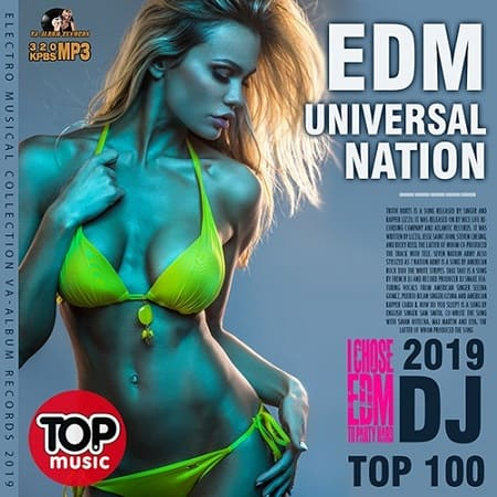 EDM Universal Nation (2019) MP3