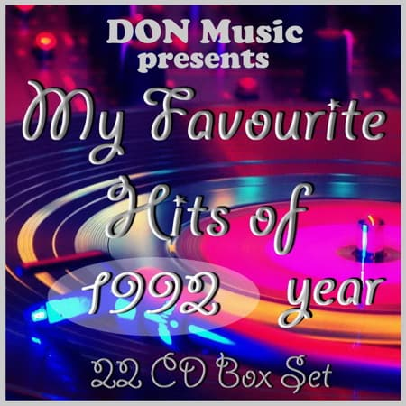 My Favourite Hits of 1992 [22CD] (2019) MP3 от DON Music