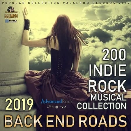 Back End Roads: Indie Rock Collection (2019) MP3