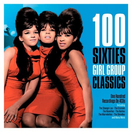 100 Sixties Girl Group Classics (2019) MP3