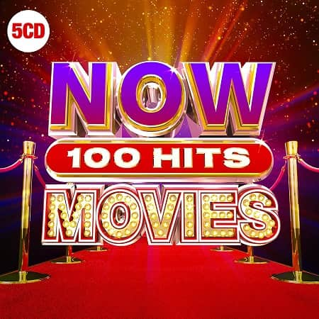 NOW 100 Hits Movies [5CD] (2019) MP3