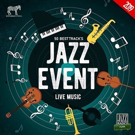 Jazz Event: Live Music (2019) MP3