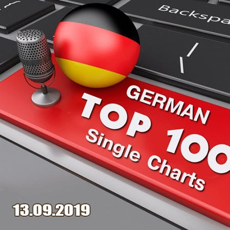 German Top 100 Single Charts 13.09.2019 (2019) MP3