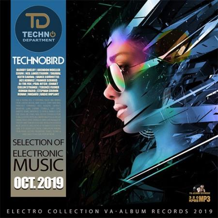 Technobird: Selection Of Electronic Music (2019) MP3