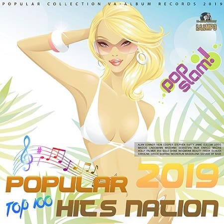 Popular Hits Nation: Pop Slam Music (2019) MP3
