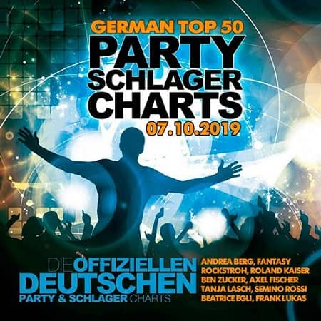 German Top 50 Party Schlager Charts 07.10.2019 (2019) MP3
